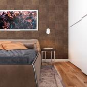 Обыкновенная спальня
