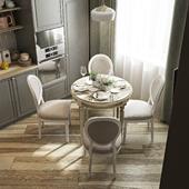 Кухня Будбин