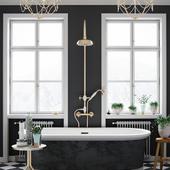 Black Classic Bathroom