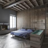 Casa RJ, Mantova