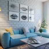 MILVA   Living room