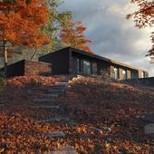 Дом на горе