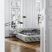 Интерьер классических апартаментов