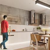 Кухня холостяка ( начало )