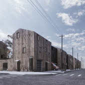 Row House: Architectural project