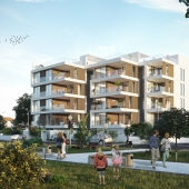 Residential complex in Greece