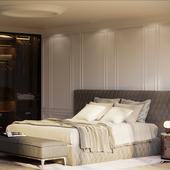 Bedroom modern classic