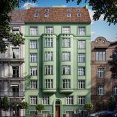 Apartment house, Praha
