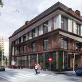 Торгово-офисное здание в г.Краснодар