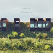 Rural House by RCR Arcquitectes