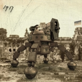 The Imperor's Steam Mech