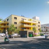 Residential house in Yverdon-les-Bains, Switzerland