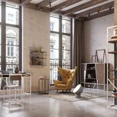 Loft style furniture