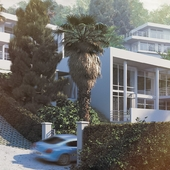 Комплекс жилых домов в Сочи