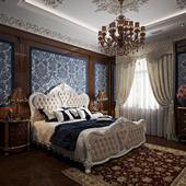 Классическая спальная