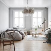 Scandinavian_bedroom