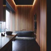 Bathroom Design by Splinter Society Architects