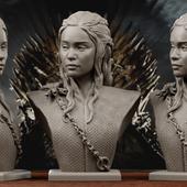 Дэйнерис Таргариен ( Daenerys Targaryen )