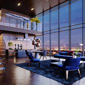Luxury Penthouse in Los Angeles, USA