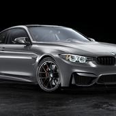 BMW M4 студийка