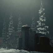 Winter Ruins