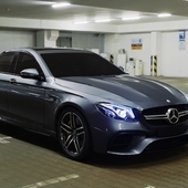 Mercedes E63 W213