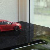 Cars on the table