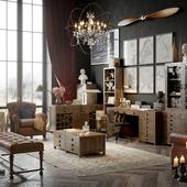 Vintage style furniture