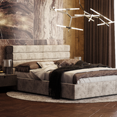 Set of Beds