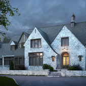 Визуализация Roth Residence