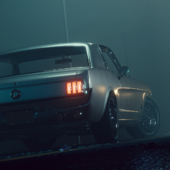 Mustang Real Time