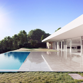 Modern Exterior Visualization