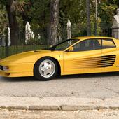 Ferrari в естественной среде
