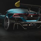 GT3 Race car concept
