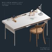 Bene's modular workplace system