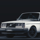 Volvo 242 (1983)