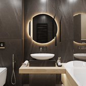 Bathroom in St.Petersburg