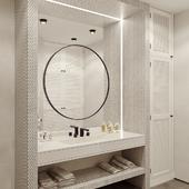 ванная / bathroom interior design
