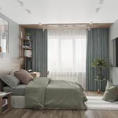 14 m bedroom