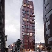 Cinnamon Tower Bolles+Wilson