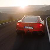 Работа под настроение (Ferrari)