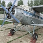 Антонов Ан-2Т. Экстерьер