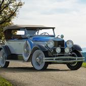 Lincoln Model L Dual Cowl Sport Phaeton by Locke | 1930