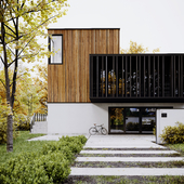 Autumn Vibes Residence