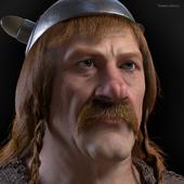 Obelix, the great gallic warrioe
