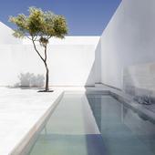 GASPAR HOUSE BY ALBERTO CAMPO BAEZA (сделано по референсу)