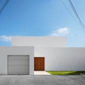 Okinawa House(сделано по референсу)