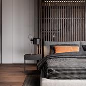 Master Bedroom - RYBALSKY