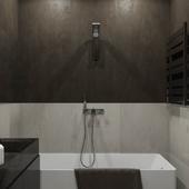 Визуализация Ванной комнаты #2
