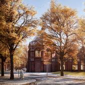 Autumn on Vodopribor